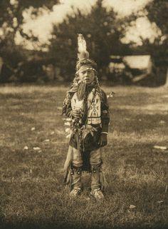 A Wichita dancer (The North American Indian, v. XIX. Norwood, MA, The Plimpton Press, 1930)