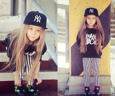 Cute Babies with Swag  
