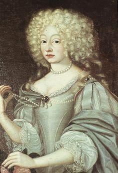 Dorothea Maria of Saxe-Gotha,Duchess of Saxe-Meiningen,c. 1685-1700