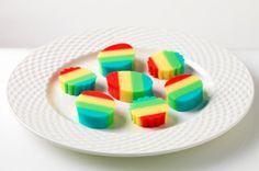 Rainbow JIGGLERS recipe
