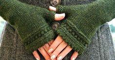 Modèle Gratuit Mitaines tricot