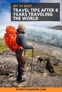 Its now been 8 years since I sold everything and left the United States to travel the world. These are the best travel tips Ive discovered along the way. Best Travel Quotes, Travel Advice, Travel Tips, Budget Travel, Travel Plan, Rv Travel, Travel Abroad, Travel Goals, Travel Hacks