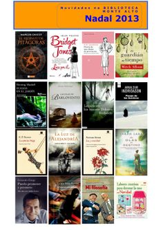 Novidades en literatura para adultos na biblioteca de Monte Alto.