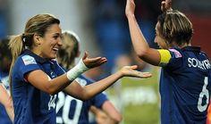 Louisa Necib equipe de France féminine