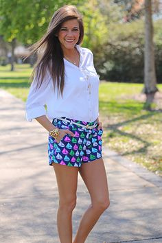 I need these shorts in my life!