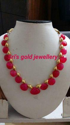 Jewelry Design Earrings, Agate Jewelry, Gold Jewellery Design, Bead Jewellery, Pearl Jewelry, Beaded Jewelry, Gold Jewelry, Beaded Necklace Patterns, Jewelry Patterns