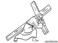 Resultados de la búsqueda de imágenes: imagen para colorear de jesus - Yahoo…