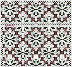 Fabrics, Rugs, Pattern, Home Decor, Cross Stitch, Tejidos, Farmhouse Rugs, Decoration Home, Room Decor