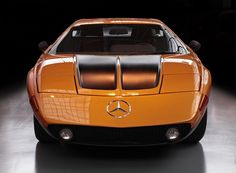 Mercedes Benz C111-II  1970  by Gordon Calder, via Flickr