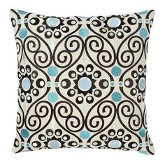 I pinned this Istanbul Pillow in Ocean from the Mix in Medallion event at Joss and Main!