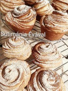 Cruffin, a muffin és a croissant egyvelege, ez teszi annyira ellenállhatatlanná! - Egyszerű Gyors Receptek