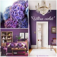 Ultra violet, idee per l'arredamento e l'home decor Pink Cotton Candy, Pink Candy, Dream Bedroom, Pastel Pink, Ultra Violet, Hot Pink, Home Decor, Decoration Home, Room Decor