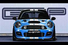 NEW MINI GT-P Concept - North American Motoring