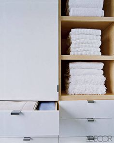 Lee F. Mindel's Corian Cabinets