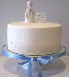 Cupcake: Dois Batizados de meninos