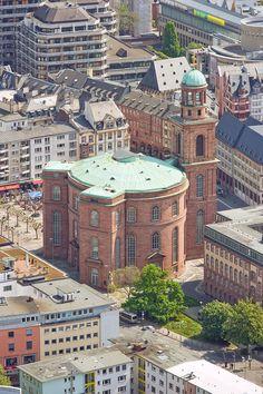 St Paul's Church  Frankfurt Germany