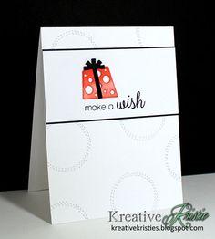 Kreative Kristie: Make a wish
