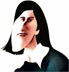 Curtis Sittenfeld by Andre Carrilho