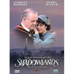 See my others - Shadowlands Anthony Hopkins Debra Winger Martin Scorsese, Love Movie, Movie Tv, Movies Showing, Movies And Tv Shows, Debra Winger, Richard Attenborough, Alec Guinness, Sir Anthony Hopkins