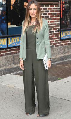 Sarah Jessica Parker Masters Tonal Dressing