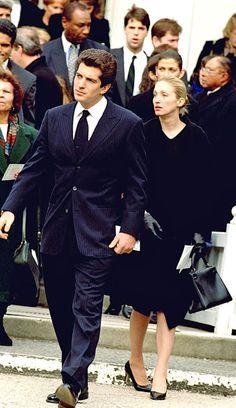 John F. Kennedy Jr and Carolyn Kennedy