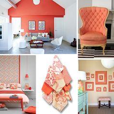 Stout Design Threads Coral Crush Fabrics