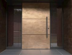 Liquid Metal Front Entrance Doors, Individual Bespoke Metal & Stone Finished Contemporary Front Doors, Create A Unique Grand Entrance Like No Other! Front Door Entrance, Entry Gates, Front Entrances, Entry Doors, Grand Entrance, Entryway, Modern Entry Door, Contemporary Front Doors, Flush Doors