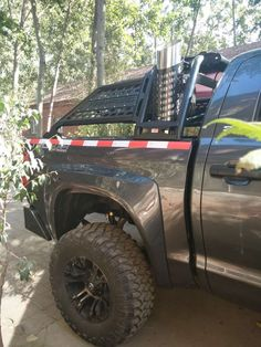 Hunter Portal Bar/Roll Bar with tire carrier for Toyota Tundra