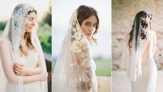 20 Classic Veils Perfect For A Timeless Bridal Look!
