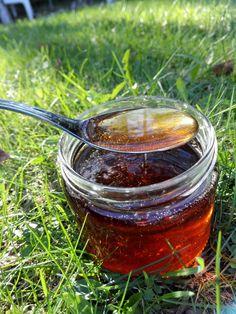 Voikukkasiirappi Virgin Drinks, Recipes From Heaven, Preserves, Pesto, Herbalism, Dips, Food Heaven, Nature, Naturaleza
