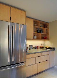DH kitchen by Kerf Design