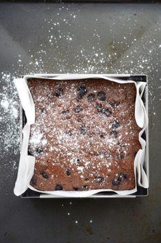 No Bake Treats, Yummy Treats, Delicious Desserts, Sweet Treats, Brownie Recipes, Cake Recipes, Dessert Recipes, Vegan Recipes, Brownie Sans Gluten