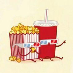Quiero #cotufas ... No consigo maíz. #Cine #Cinema