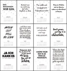 s i n n e n r a u s c h: Print it yourself   Zwanzigsechzehn