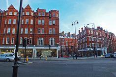 South Kensington. Londres. U.K.   [By Valentin Enrique].