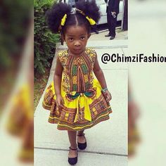 Dashiki dress