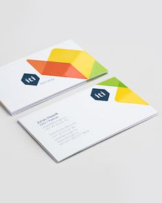 ITI Business Cards