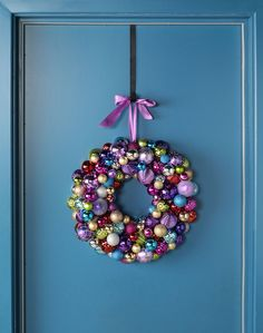 Naomi knows: How to make an ornament wreath   BeadStyleMag.com