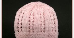 Simple stylish knitting & crochet patterns from a popular independent designer. Baby Hat Knitting Patterns Free, Baby Cardigan Knitting Pattern, Baby Hat Patterns, Baby Hats Knitting, Crochet Baby Hats, Knitting Stitches, Free Knitting, Knitted Hats, Simple Knitting