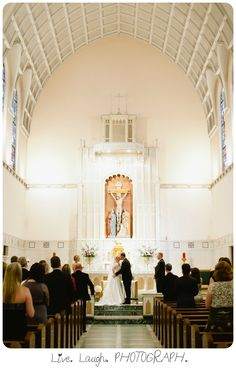 The St. Thomas Aquinas Catholic Church in Dallas