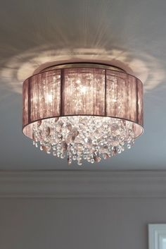 Next Palazzo 4 Light Flush Fitting Purple Products In 2019 intended for size 1800 X 2700 Bedroom Light Fittings Next - Bedroom lamps serve various Bedroom Lampshade, Bedroom Ceiling, Bedroom Lighting, Room Lights, Hanging Lights, Flush Ceiling Lights Uk, Deco Led, Lighting Uk, Lighting Design