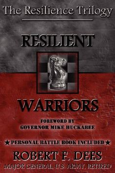 Whether on the battlefield or in the board room, the home front, or the highways of life... We are all Warriors! Resilient Warriors describes the realities of this lifelong fight, and provides relevant, enduring principles of resilience for warriors in every foxhole of life. Our military, as well as those in every other marketplace across this land, need resilience like never before.