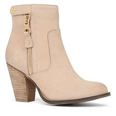 OLENALLA - Aldo - Blush booties - Must have these for Spring!