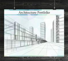 Архитектура страницы портфолио обложки
