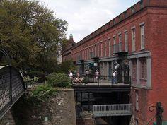 factors walk savannah | Factors Walk, Cotton Warehouses, Savannah