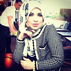 Femmes voilée musulmane - Muslim Woman with Hijab 4 Islamic fashion