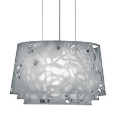 Louise Campbell: Campbell Collage 600 Pendant - Danish Design Store