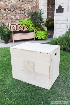 DIY 3-in-1 plyo box