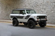 An International Harvester Scout for Sale : Vintage SUV That'll Turn Heads Scout Truck, Jeep Scout, International Scout Ii, International Harvester Truck, Internacional Scout, Scout For Sale, Offroader, Model Scout, Us Cars