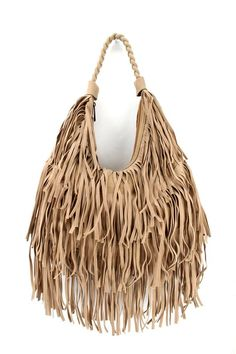 Braided Fringe Purse - Boho Bag from Gypsy Outfitters